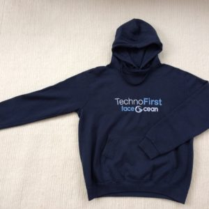 FaceOcean Technofirts Sweat a capuche